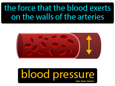 Blood Pressure Science Definition