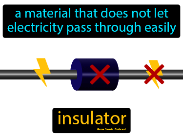 Insulator Science Definition