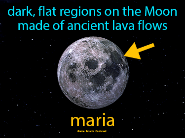 Maria Science Definition