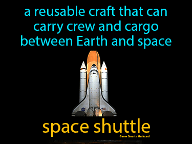 Space Shuttle Science Definition