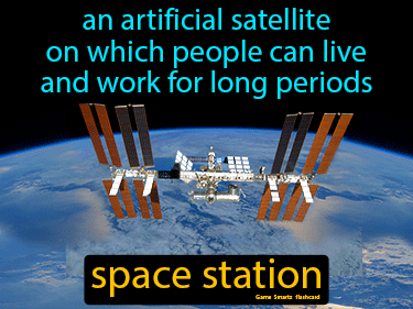 Space Station Science Definition