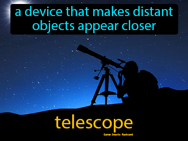 Telescope Science Definition