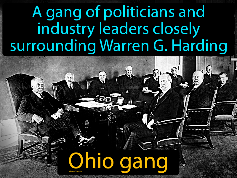 Ohio Gang with Definition
