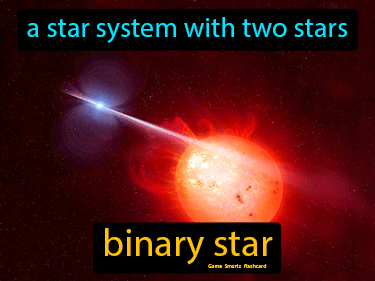 Binary Star Science Definition