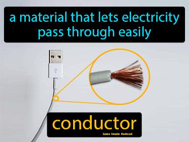 Conductor Science Definition