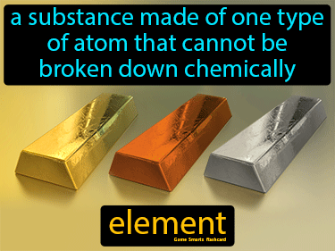 Element Science Definition