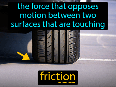 Friction Science Definition