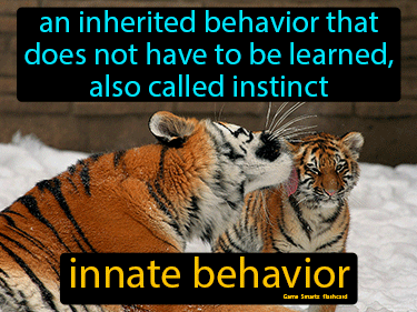 Innate Behavior Science Definition
