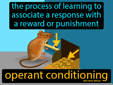 Operant Conditioning Science Definition