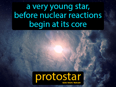 Protostar Science Definition