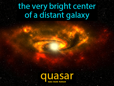 Quasar Science Definition
