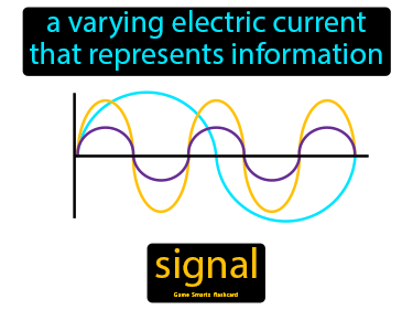 Signal Science Definition