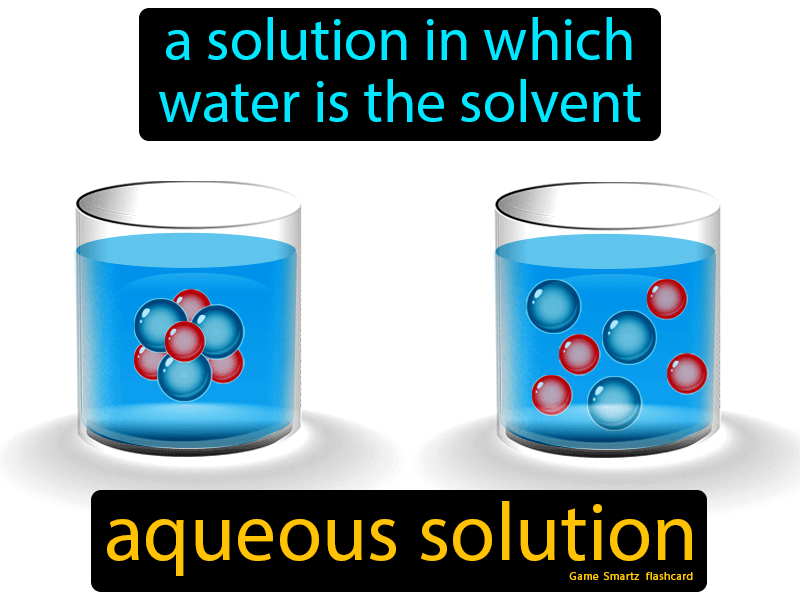 Aqueous Solution - Easy to Understand