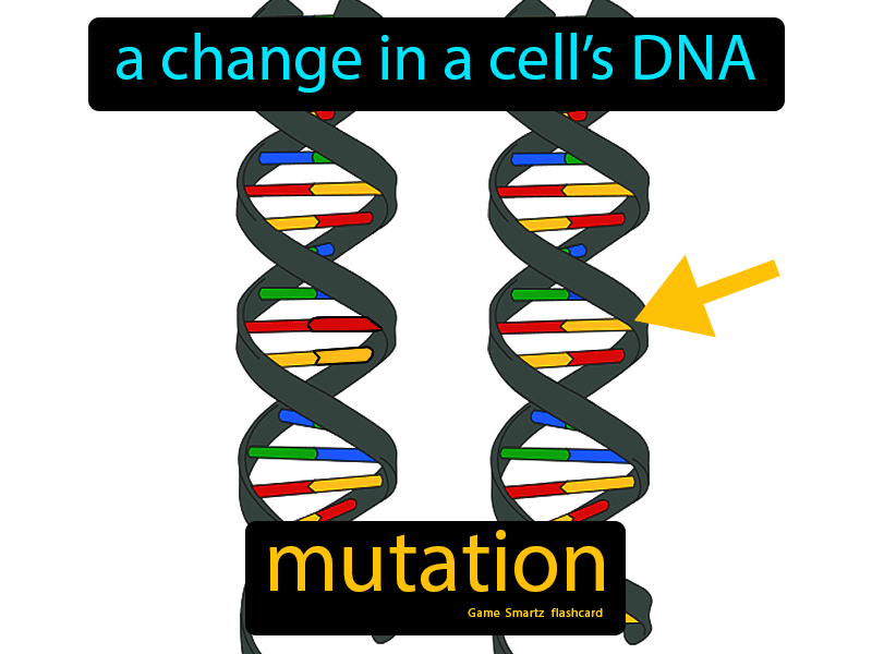 Mutation Definition: A change in a cell's dna. Science.